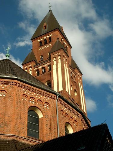 Marienkirche in Friedenau - Turm 2