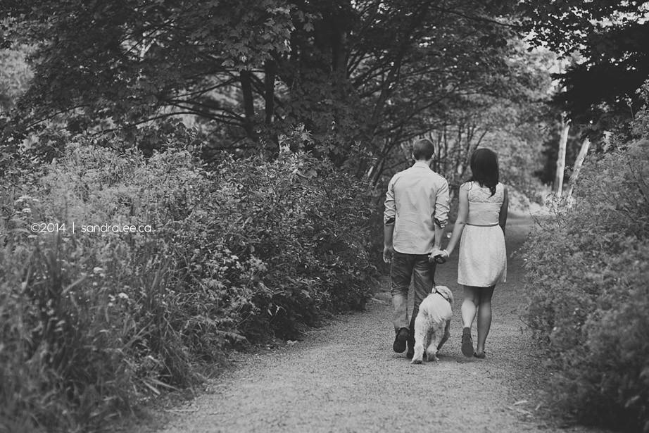 Mandy + Garrett | Engagement