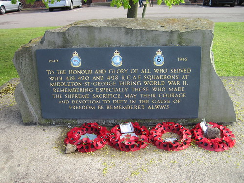 RAF Middleton St. George