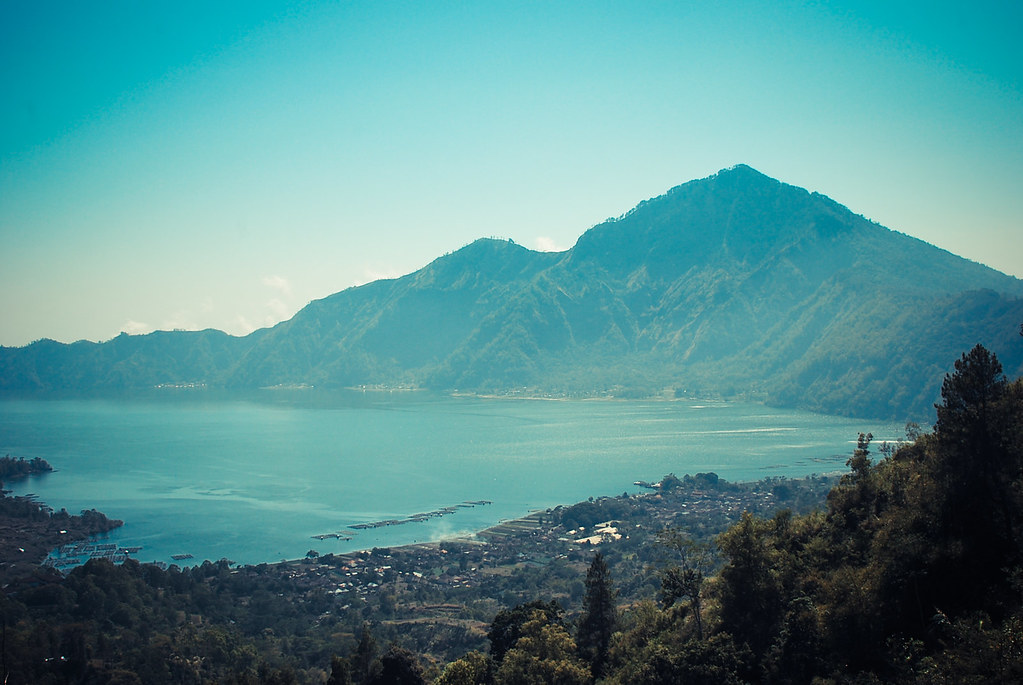 Mount Batur, Ubud, Bali, Indonesia