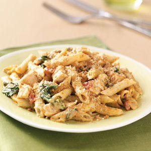 penne_pasta_chicken_pesto