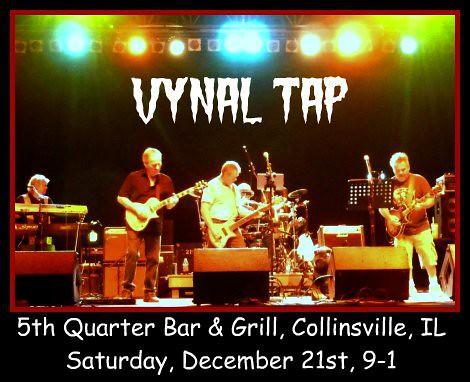 Vynal Tap Band 12-21-13