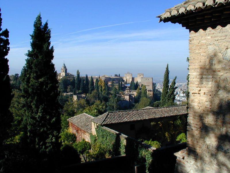 2. La Alhambra desde el Generalife. Autor, Joao Máximo