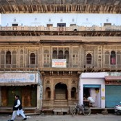 India - Uttar Pradesh - Mathura - Streetlife - 33.