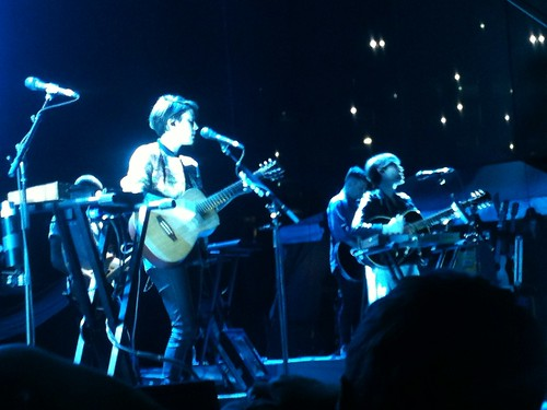 Tegan and Sara Came to Raleigh (1/6)