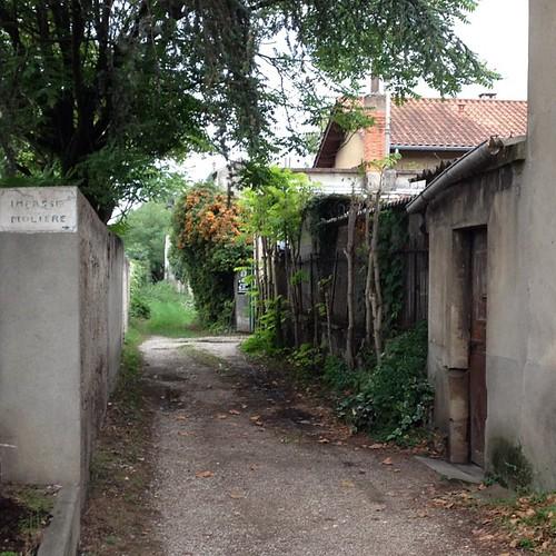 Callejones con encanto ☺️ #Lyon #Francia
