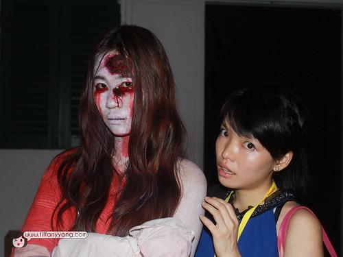 Nak Pee Mak Ghost, Sentosa Spooktacular 2013