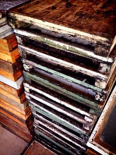 Bee boards