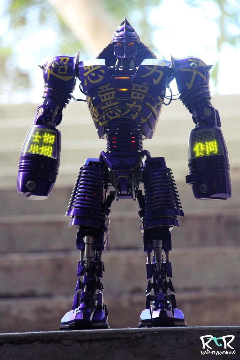 Review 3A Real Steel Noisy Boy