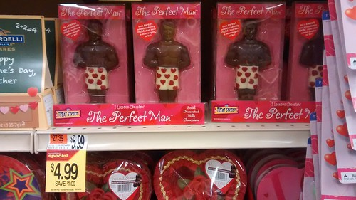 The perfect man...on sale