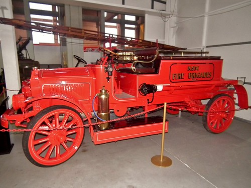 museum of fire penrith nsw photo