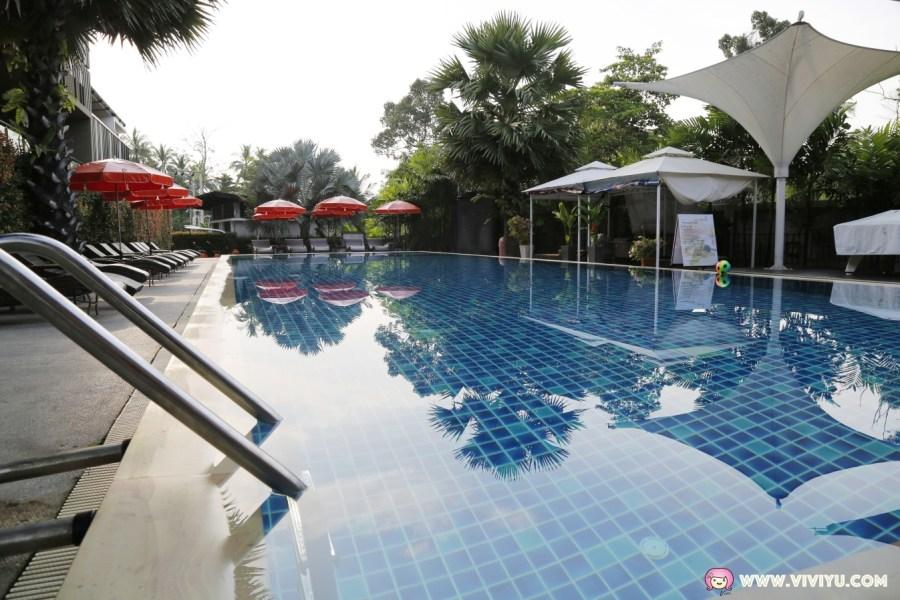 [蘇梅島.住宿]Chaweng Noi Pool Villa~距離蘇梅島國際機場(USM)五公里.鄰近Chaweng Noi 海灘等景點交通便利 @VIVIYU小世界