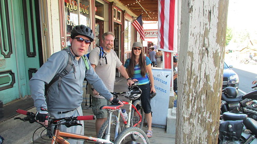 Ride to Virginia City