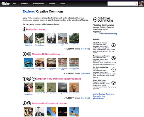 Creative Commons Search, Yea or Nay