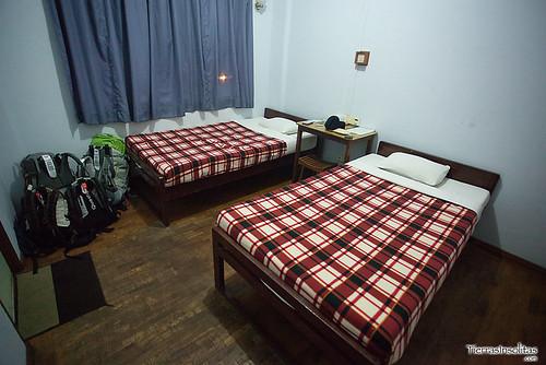 hoteles y guesthouse en myanmar
