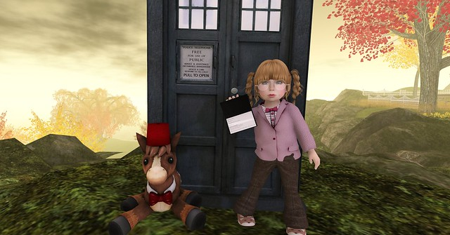 Play Clothes [23] The Doctor