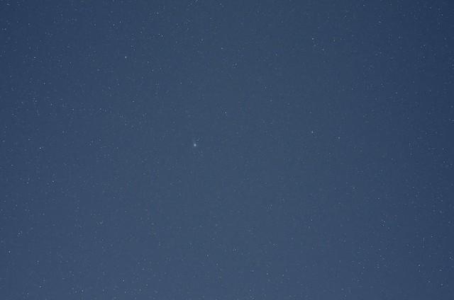 Comet Lovejoy (C/2013 R1) on November 20, 2013
