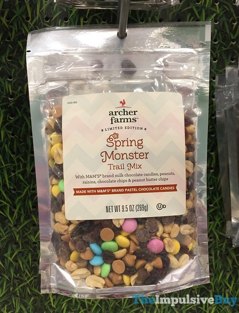 Archer Farms Limited Edition Spring Monster Trail Mix