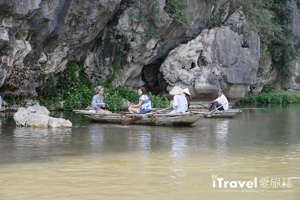 越南宁平游船 Van Long Nature Reserve (18)