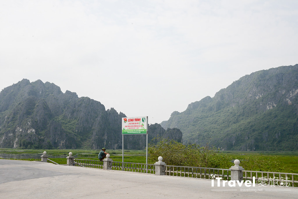 越南宁平游船 Van Long Nature Reserve (36)
