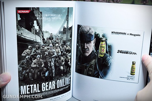 PS3 Metal Gear Legacy Collection Unboxing Review (21)