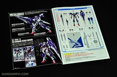 Metal Build 00 Gundam 7 Sword and MB 0 Raiser Review Unboxing (20)