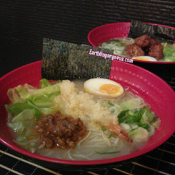 Tokyo Tokyo now has Ramen! #TokyoTokyoRamenBar ! #food #foodie