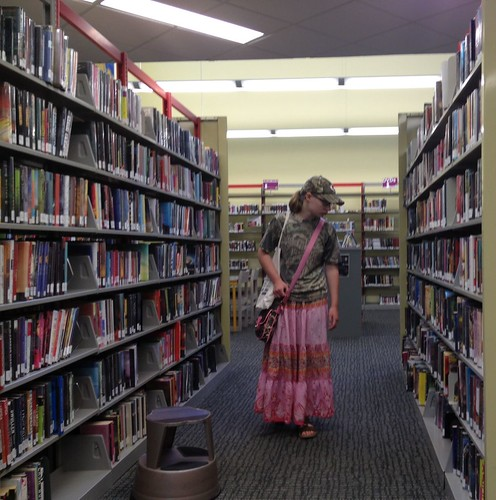 r library