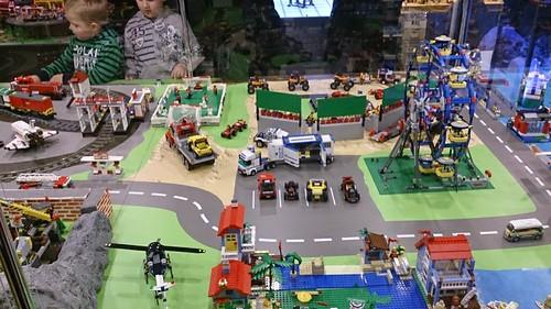 Wroclaw 2014 Wystawa klockow LEGO Klockomania 21-5