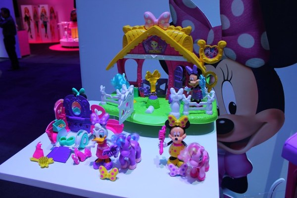 Mattel at Toy Fair 2014