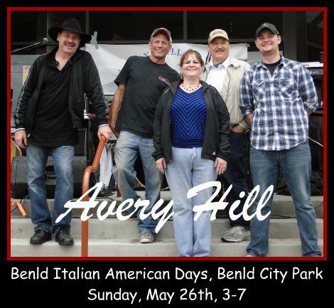 Avery Hill 5-26-13