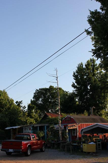 The Tomato Place, Vicksburg MS