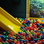 Bobbie in the balls