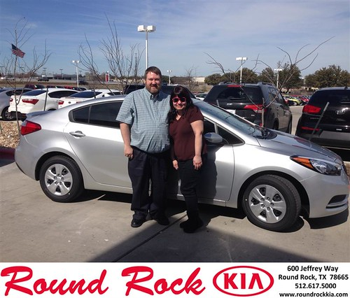 Thank you to Jason Wooldridge on your new 2014 #Kia #Forte from Jorge Benavides and everyone at Round Rock Kia! #NewCarSmell by RoundRockKia