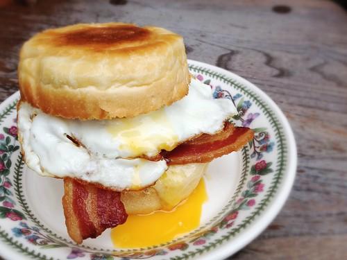 English Breakfast Muffin