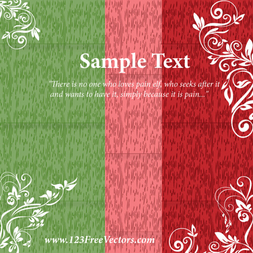 Download Greeting Card Design Template Vector For Free!