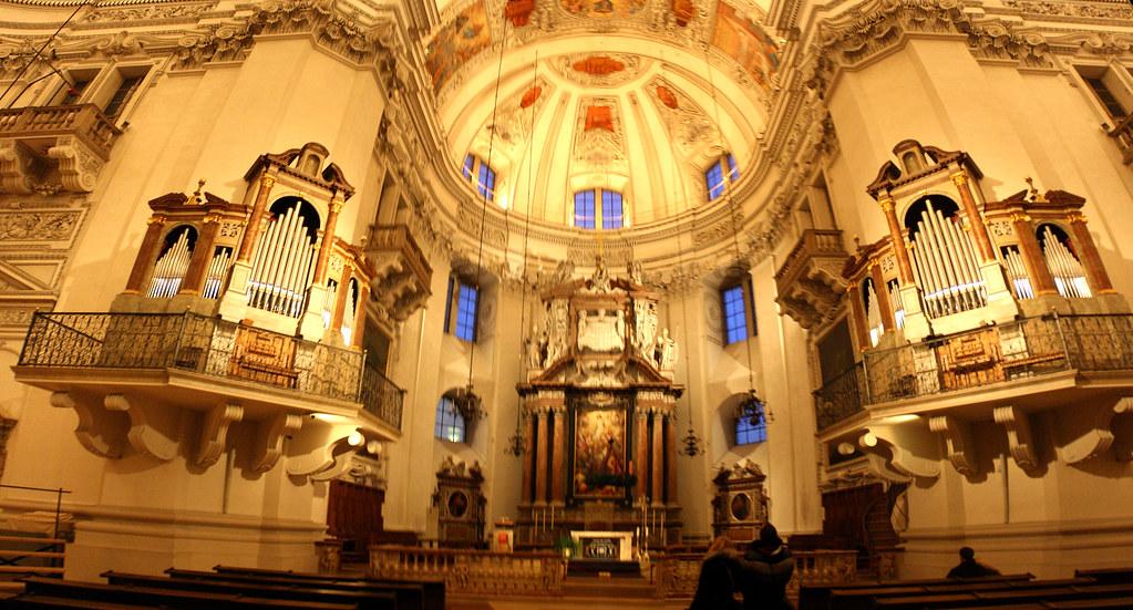 Salzburg Cathedral 1