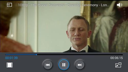 ชมคลิป 1080p บน Samsung Galaxy Grand 2