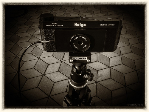 Holga Wide Pinhole Camera 120 WPC