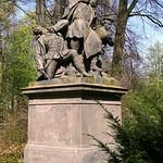 """Der Kampf / Schanzenstürmung"" im Berliner Tiergarten (1)"
