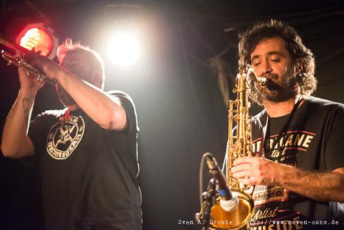 Alejandro Picone & Carlos Quijano / La Vela Puerca