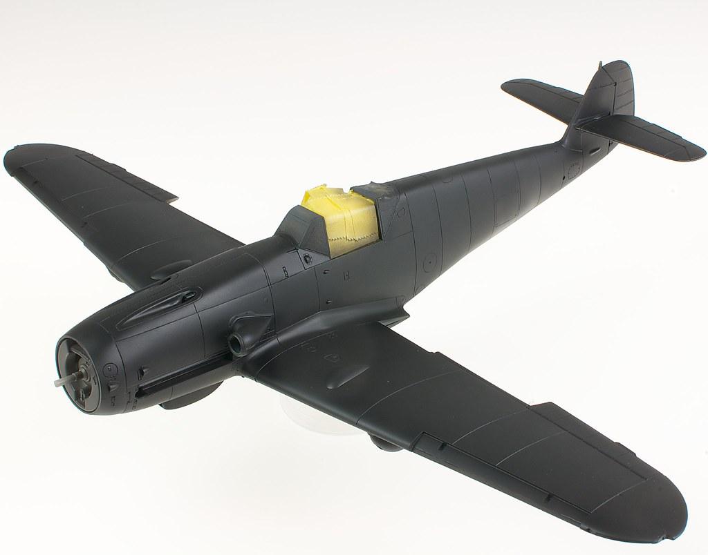 Bf 109G-4 08-17-2013 6