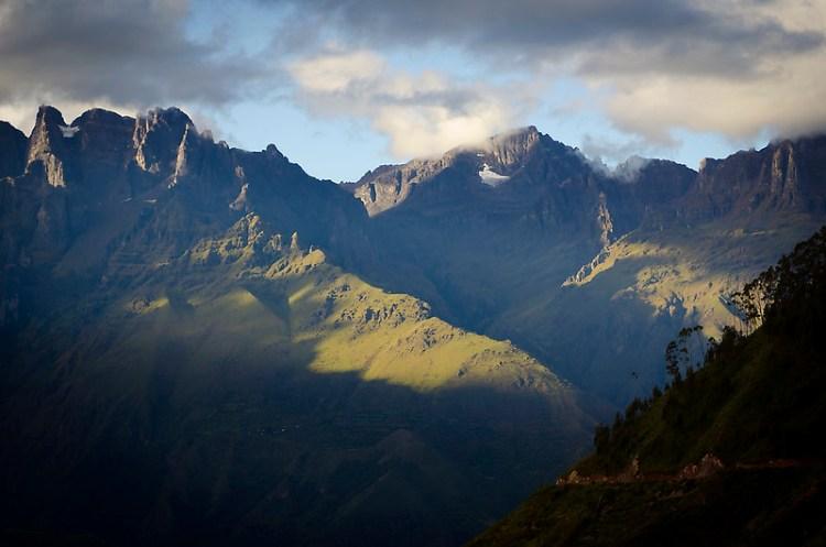 Valle Sagrado de los Incas.