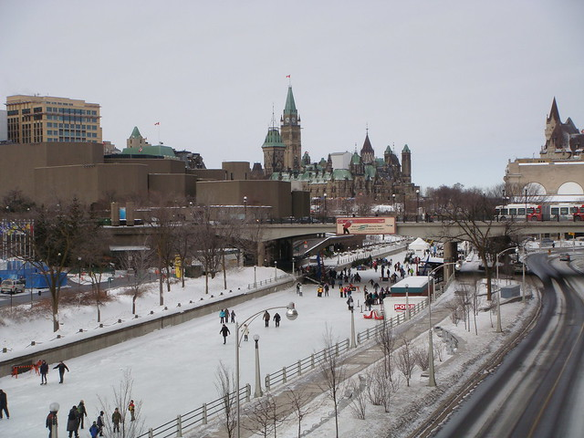 Rideau Canal in Daylight - 2