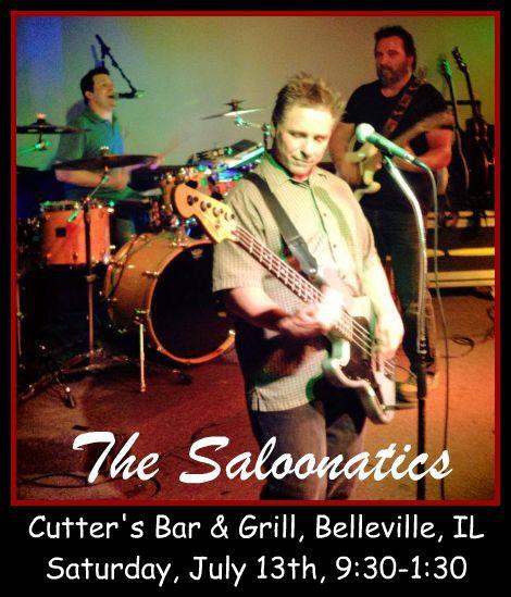 The Saloonatics 7-13-13