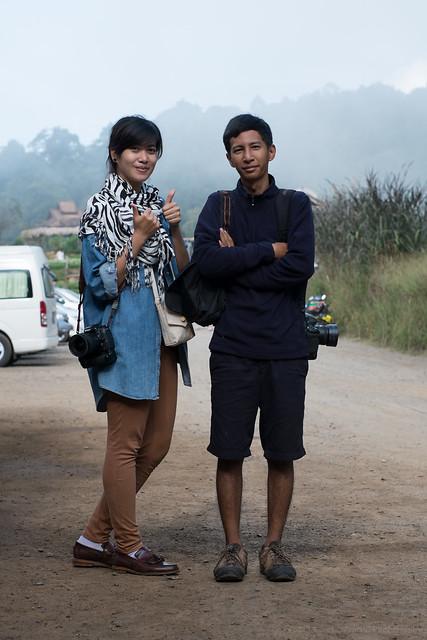 Nikon & Kris at Mon Cham