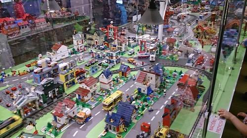 Wroclaw 2014 Wystawa klockow LEGO Klockomania 21-3