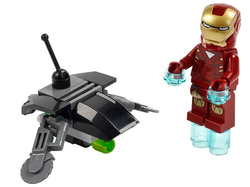 30167 Marvel Super Heroes Iron Man Drone