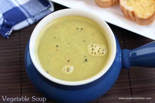 Veg Soup 2