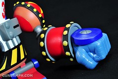 Banpresto One Piece WCF Mega Franky Shogun Review (13)